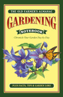 Download Old Farmer s Almanac Gardening Notebook Book