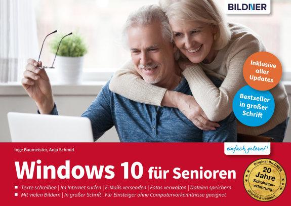 Windows 10 f  r Senioren PDF