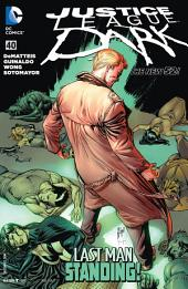 Justice League Dark (2011-) #40