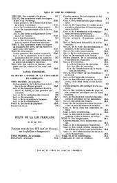 Code de Commerce expliqué par ses motifs, par des exemples, et par la jurisprudence, avec la solution, sous chaque article, des difficultés, ainsi que des principales questions que présente le texte, la définition des termes de droit, et la reproduction des motifs de tous les arrèts-principes, suivi d'un formulaire