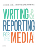 Writing and Reporting for the Media   A Style Guide for News Writers   Editors PDF
