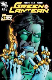 Green Lantern (2005-) #23