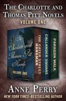 The Charlotte and Thomas Pitt Novels Volume One PDF