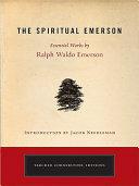 The Spiritual Emerson