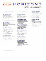 Harcourt Horizons PDF