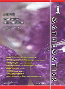 A level Mathematics Challenging Drill Questions  Yellowreef  PDF