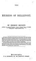 The Heiress of Bellefont PDF
