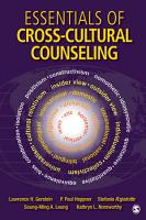 Essentials of Cross Cultural Counseling PDF