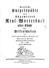 Deutsche Encyclopädie oder Allgemeines Real-Wörterbuch aller Künste und Wissenschaften: As - Bar, Band 2