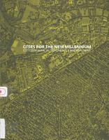 Cities for the New Millennium PDF