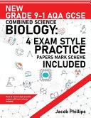 New Grade 9-1 AQA GCSE Combined Science Biology