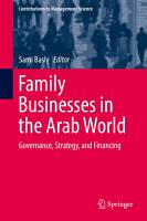 Family Businesses in the Arab World PDF