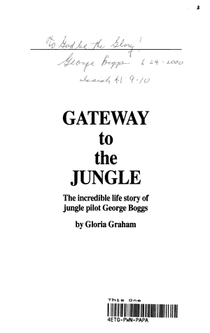 Gateway to the Jungle