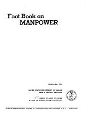 Fact Book on Manpower