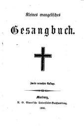 Kleines evangelisches Gesangbuch