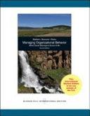 Managing Organizational Behavior Book PDF