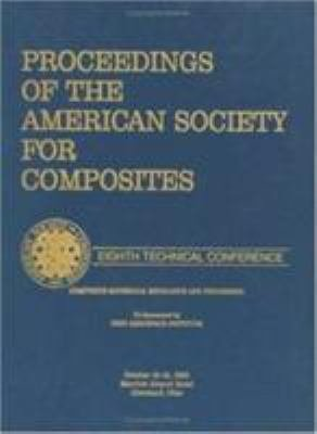 American Society for Composites, Eighth Proceedings
