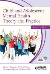 Child and Adolescent Mental Health PDF