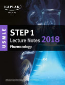 Usmle Step 1 Lecture Notes 2018 Pharmacology Book PDF