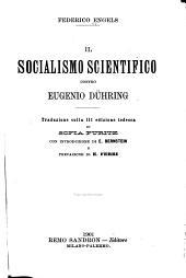Il socialismo scientifico contro Eugenio Dühring