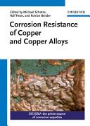 Corrosion Resistance of Copper and Copper Alloys PDF
