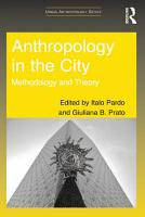 Anthropology in the City PDF
