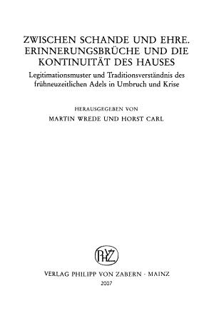 Zwischen Schande und Ehre PDF