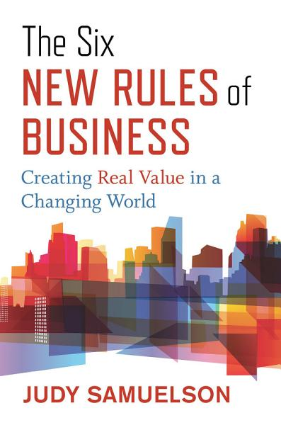 Download The Six New Rules of Business Book