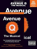 Avenue Q   Vocal Selections Libretto Pack