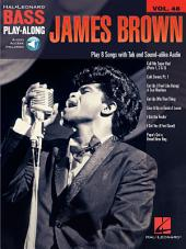 James Brown Songbook: Bass Play-Along, Volume 48
