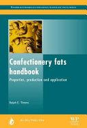 Confectionery Fats Handbook PDF