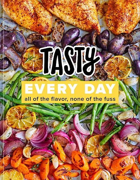 Download Tasty Every Day Book