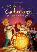 Im Zeichen der Zauberkugel 3  Der   gyptische Zankzauber PDF