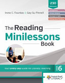The Reading Minilessons Book  Grade 6