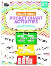 Adjustable Pocket Chart Activities