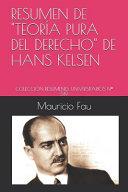 Resumen de  teor  a Pura del Derecho  de Hans Kelsen PDF