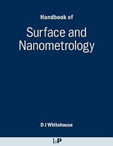 Handbook of Surface and Nanometrology