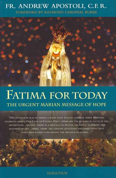 Download Fatima for Today Book