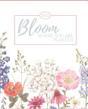 2021 Garden Thriving in Motherhood Weekly Planner PDF
