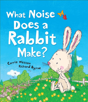 What Noise Does a Rabbit Make  PDF