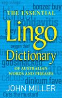The Essential Lingo Dictionary PDF