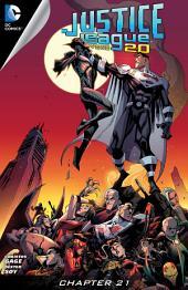 Justice League Beyond 2.0 (2013- ) #21