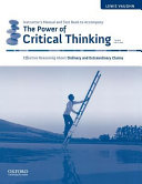 The Power Of Critical Thinking Instructor S Manual Book PDF