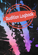 Audition Logbook PDF