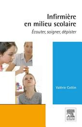 Infirmière en milieu scolaire