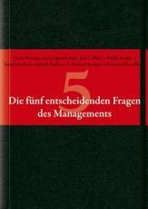 Die f  nf entscheidenden Fragen des Managements PDF