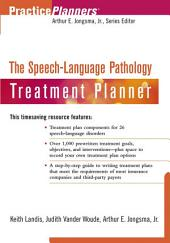The Speech and Language Pathology Treatment Planner