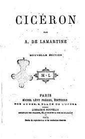 Ciceron par A. de Lamartine