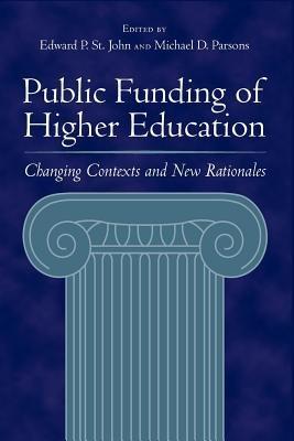 Public Funding of Higher Education