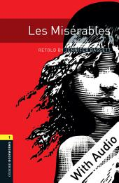 Les Miserables - With Audio Level 1 Oxford Bookworms Library: Edition 3